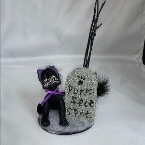 Annalee Graveyard Kitty